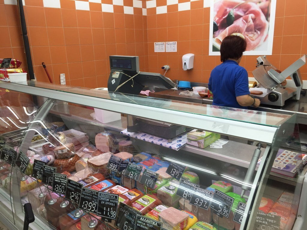 Deli at the Grocery