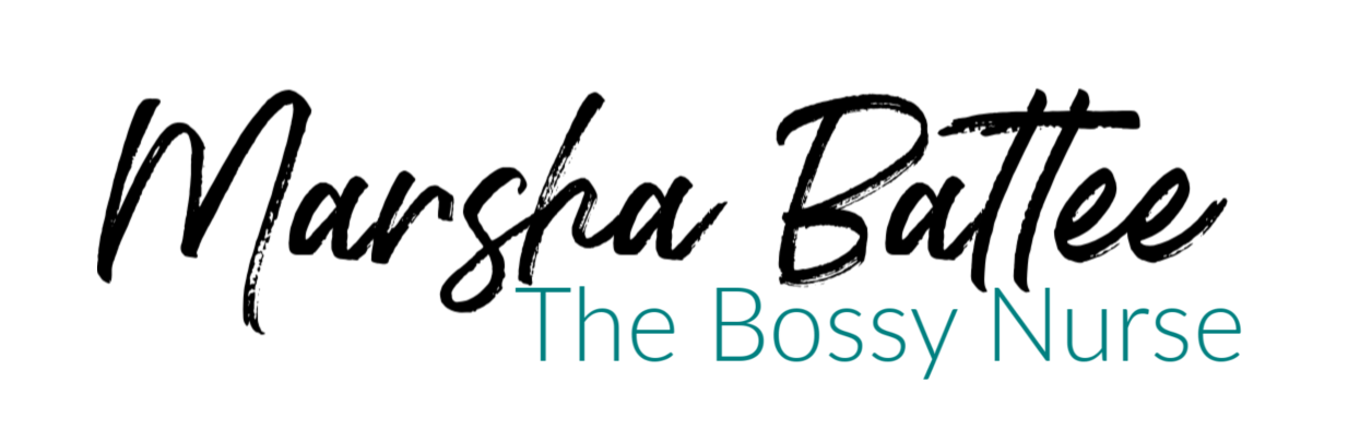 Marsha Battee - Lifestyle Design Strategist - The Bossy Nurse